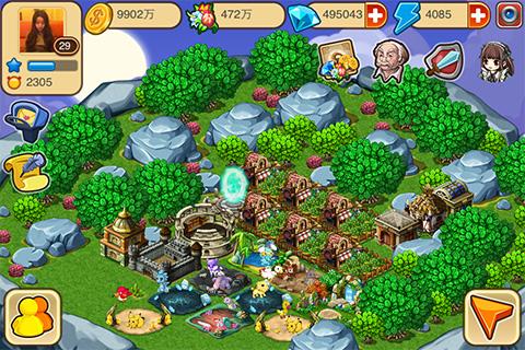 怪兽岛游戏截图