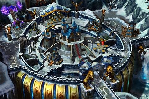光辉之城:破晓游戏截图