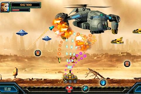 坦克大战-合金弹头游戏截图
