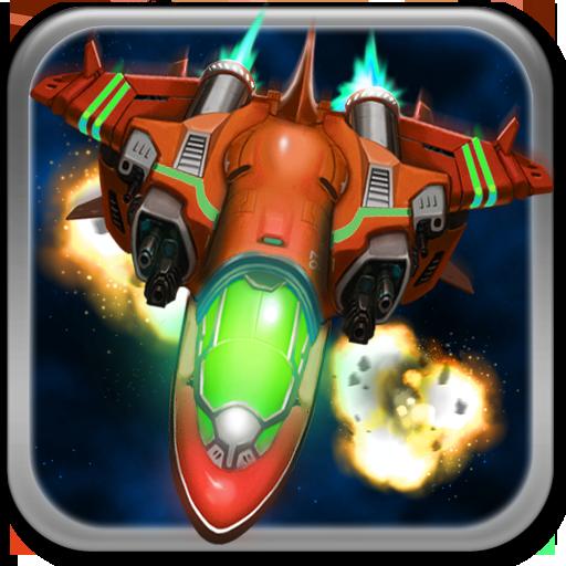 雷电战机-宇宙风暴HD