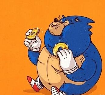 胖子可爱头像食