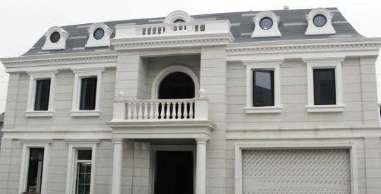 疯狂的3d打印 1100平方米房子落成!