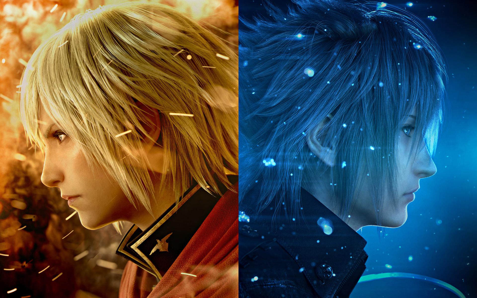 最终幻想 零式HD 超长预告与实机演示公开