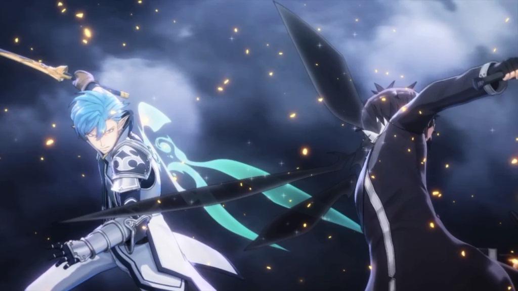 《刀剑神域:失落之歌》公开第四弹光暗篇tvcm