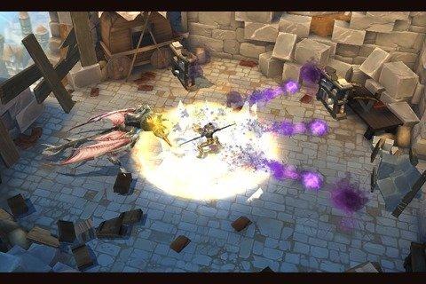 地牢猎手5游戏截图