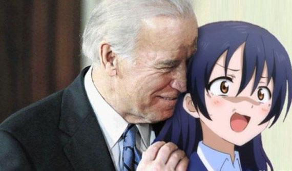 美国总统被恶搞 竟然调戏《lovelive!》妹子们