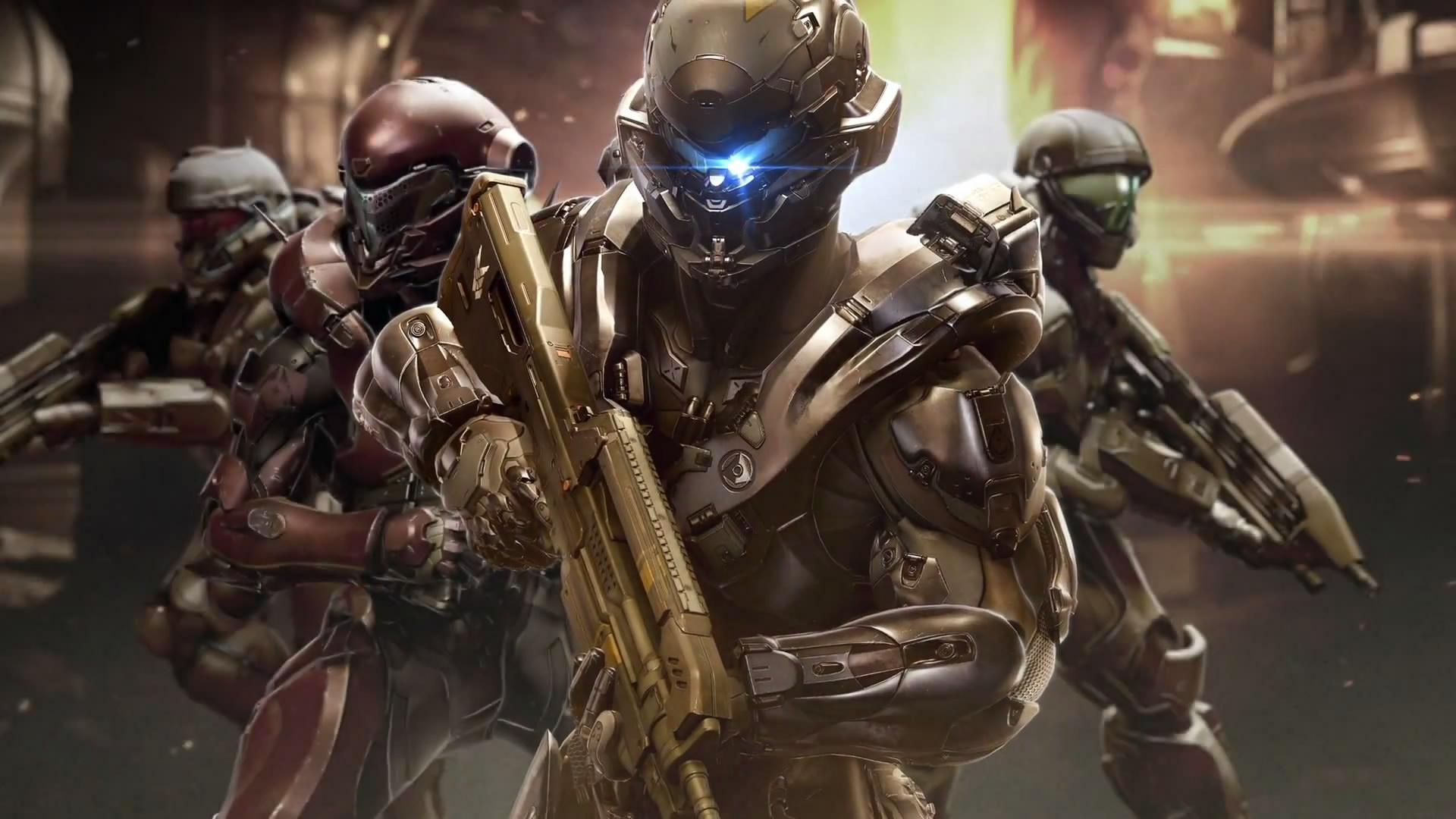 《光环5:守护者》全新预告及游戏封面公开