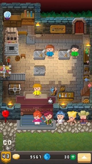 9.6《锻冶屋英雄谭》开启iOS平台   刮起RPG手游像素风_图片2