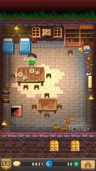 9.6《锻冶屋英雄谭》开启iOS平台   刮起RPG手游像素风_图片3