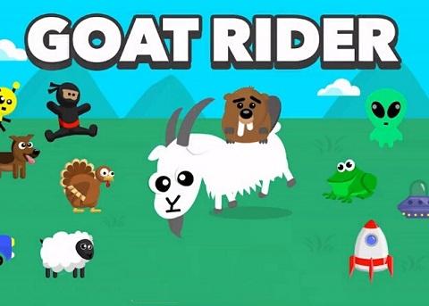 山羊骑师游戏截图