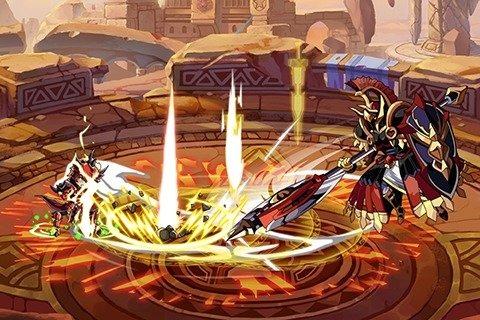 神界战纪游戏截图