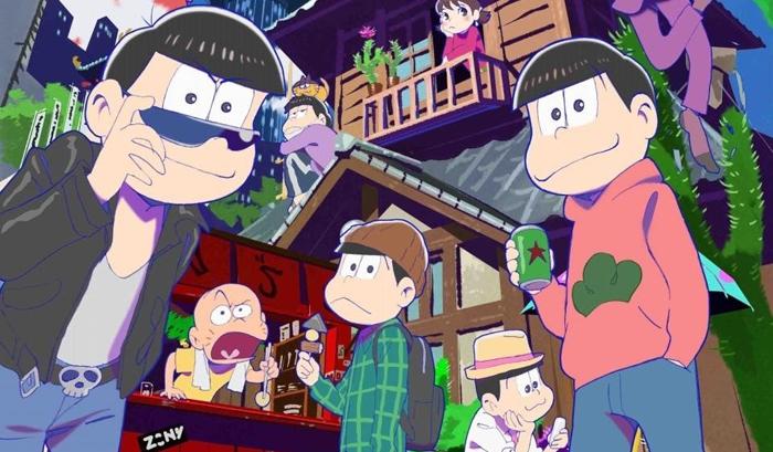 乙女向游戏大厂otomate宣布《阿松》即将游戏化