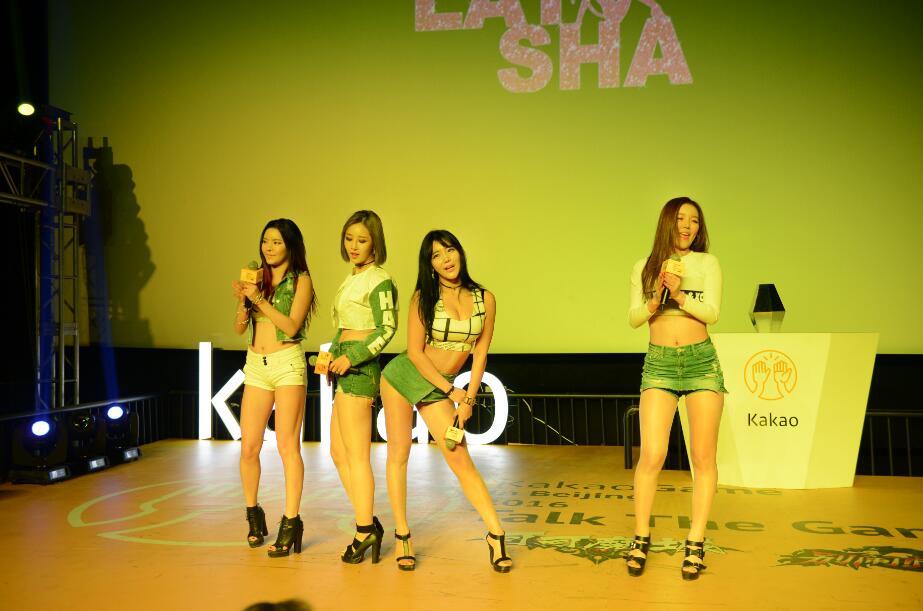 0129-Laysha女团代言手游《别闹!怪兽》全平台火爆上线_图3